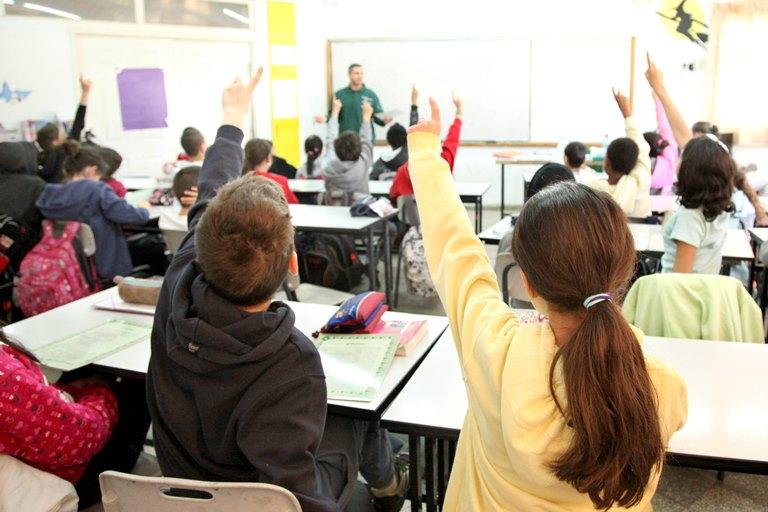 """פעילות חינוכית בבית הספר ע""""ש אופירה נבון בכפר סבא"""
