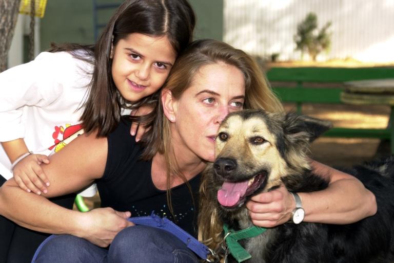 דפנה רכטר - אגודת צער בעלי חיים בישראל