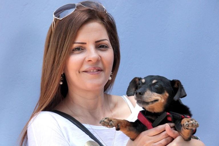 זהבה בן - אגודת צער בעלי חיים בישראל
