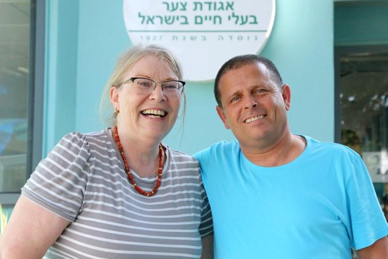 איתן כבל - אגודת צער בעלי חיים בישראל