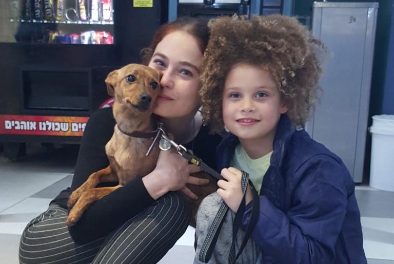 לוסי דובינצ'יק - אגודת צער בעלי חיים בישראל