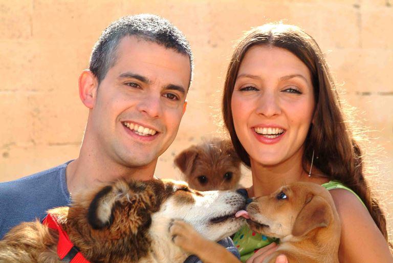 ליאת אחירון, קובי מחט – אגודת צער בעלי חיים בישראל
