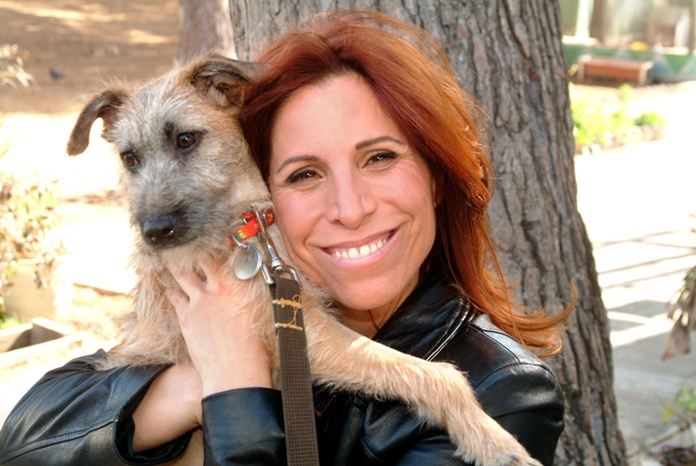 אורנה בנאי - אגודת צער בעלי חיים בישראל