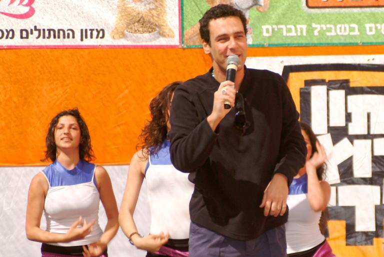 עודד מנשה - אגודת צער בעלי חיים בישראל