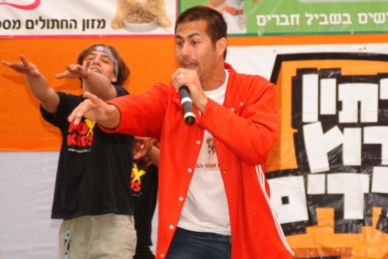 דדי זוהר - אגודת צער בעלי חיים בישראל