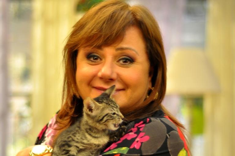 חנה לסלאו - אגודת צער בעלי חיים בישראל