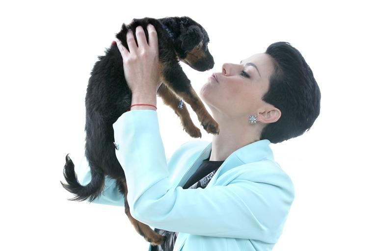 דנה רון - אגודת צער בעלי חיים בישראל