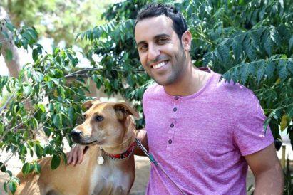דודו אהרון - אגודת צער בעלי חיים בישראל