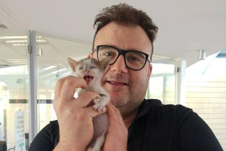ירון ברלד - אגודת צער בעלי חיים בישראל