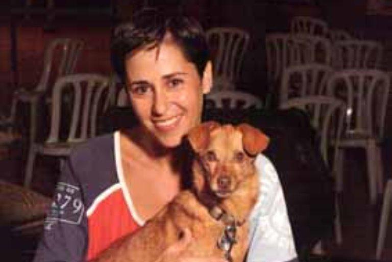רונית שחר - אגודת צער בעלי חיים בישראל