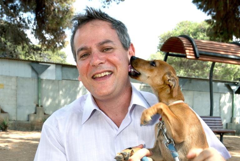 ניצן הורוביץ - אגודת צער בעלי חיים בישראל
