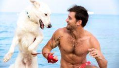 דין מירושניקוב מעודד אימוץ כלבים - אגודת צער בעלי חיים בישראל
