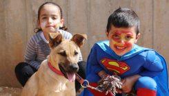 אירוע פורים באגודה - אגודת צער בעלי חיים בישראל