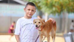 אירוע חנוכה לכל המשפחה - אגודת צער בעלי חיים בישראל. צילום: מאיה סיני