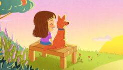 החבר הכי טוב של זואי - ספר ילדים בהוצאת AizlerZ - אגודת צער בעלי חיים בישראל - איור: טל משה Tul_art@